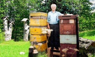 Пчеловод Лонин