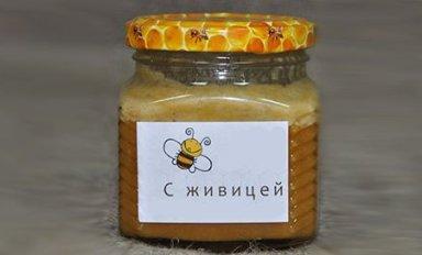Полезные свойства меда с живицей