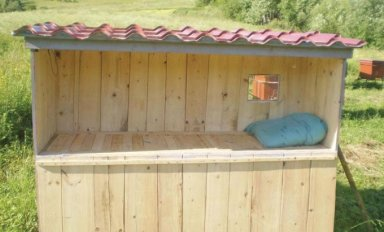 Сон на ульях и конструкции домиков для пчелотерапии