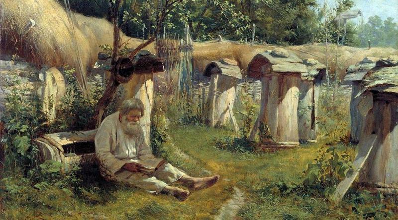 Наши предки понимали важность пчелопродуктов