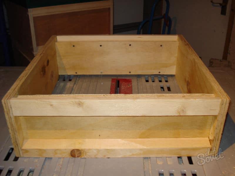 Ящик из пенополистирола 169