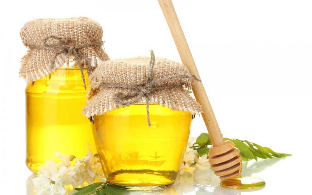 Такой вкусный и полезный мед