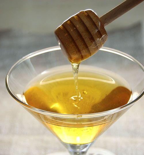Ежевичный мед