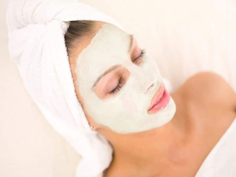 Яично-медовая маска для лица