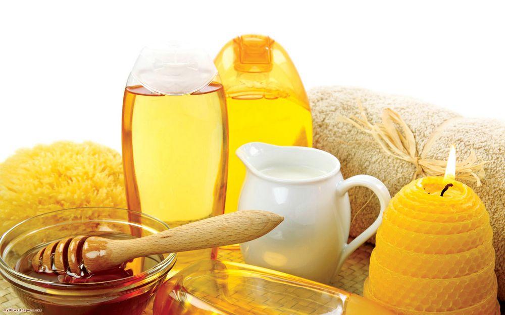 Мед для тела