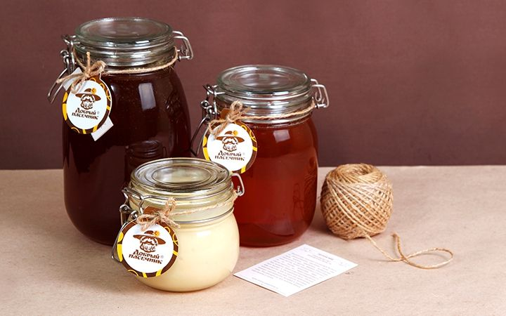 Мед как лекарство