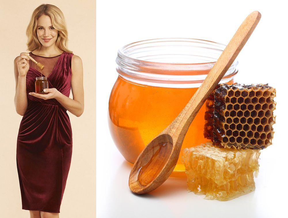 Мед на тощак