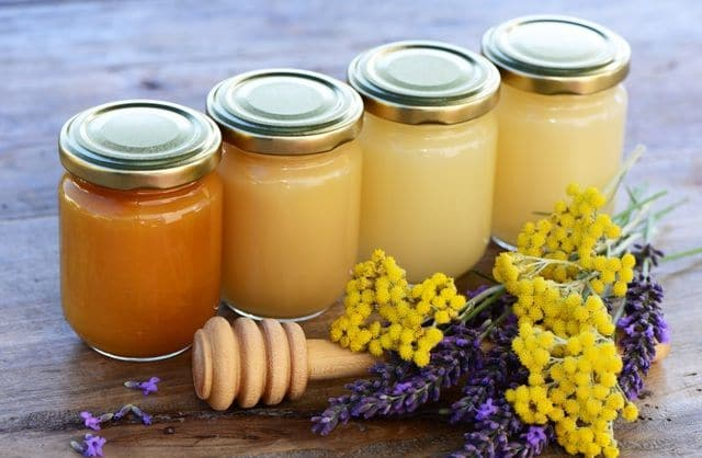 Какого цвета гречишный мед