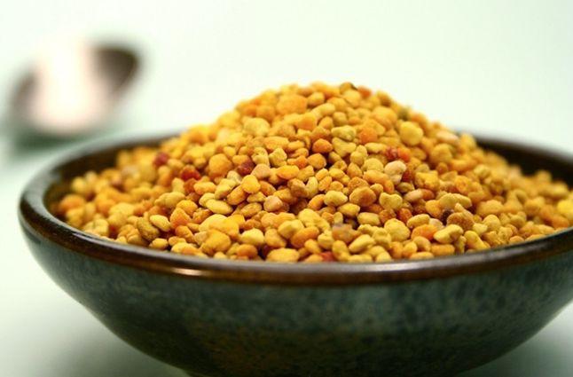 Цветочная пыльца для детей