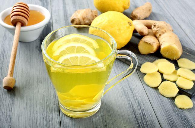 Имбирь, мед и лимон - кладезь вашего здоровья