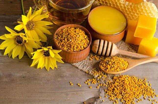 Мед и пыльца при снижении иммунитета