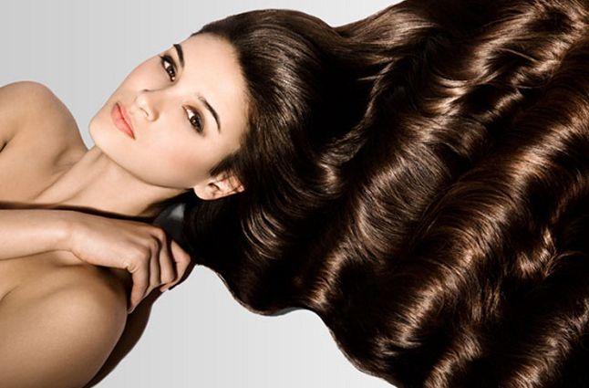 Здоровые волосы с прополисом