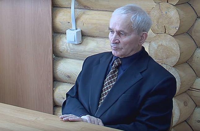 Владимир Кашковский на лекции