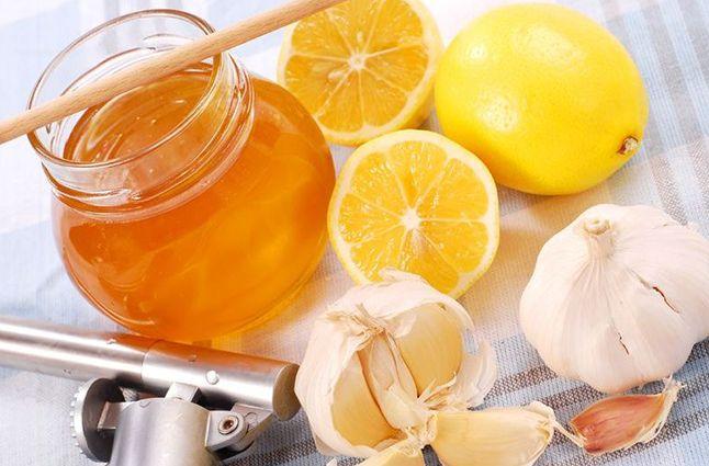 Мед при боли в горле