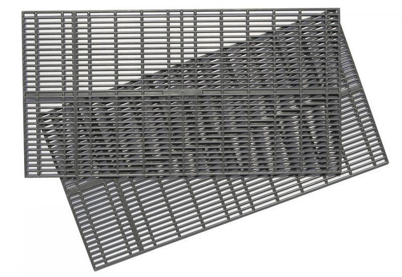 Пластмассовая разделительная решетка